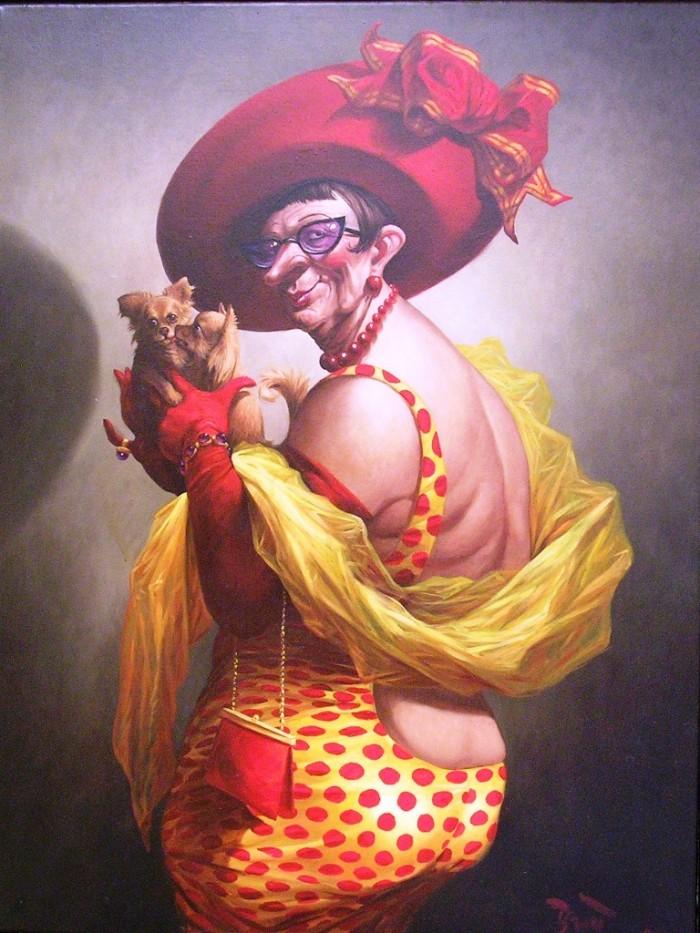 MADAME CHIHUAHUA – Thierry Bruet