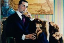 Portrait de FXD et ses chiens