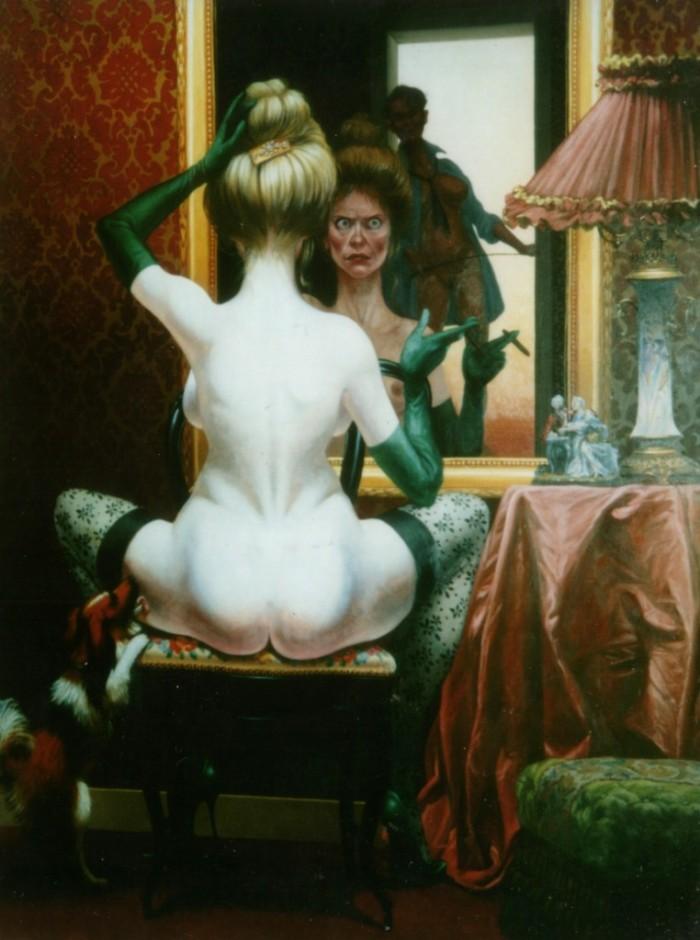LA CRAVACHE – Thierry Bruet