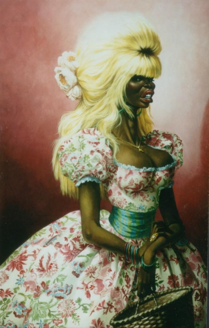 BLACK B B – Thierry Bruet