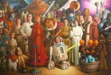 STAR WARS TEAM – PORTRAIT COLLECTIF