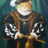 EARL OF CHATHAM – OILON CANVAS – 146 CM X 89 CM –