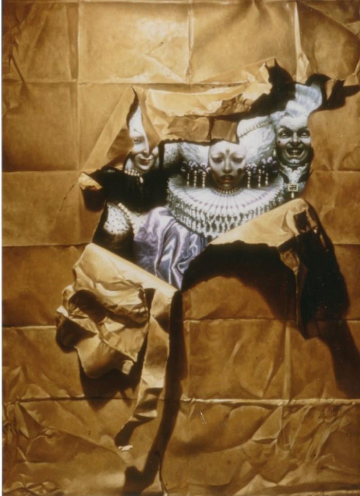 KRAFT – Thierry Bruet
