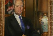 Portrait du comte P de Montmarin