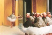 CHOREGIES ECCLESIASTIQUES – Thierry Bruet