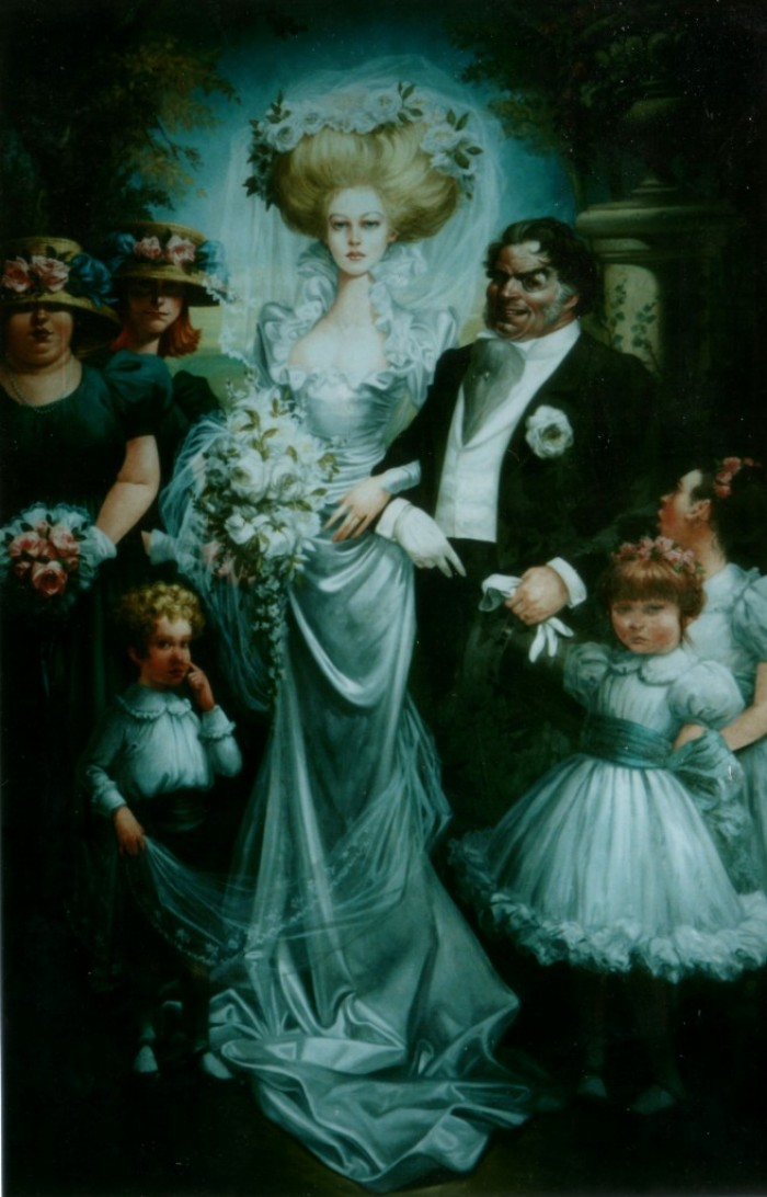 MARIAGE MONDAIN – Thierry Bruet
