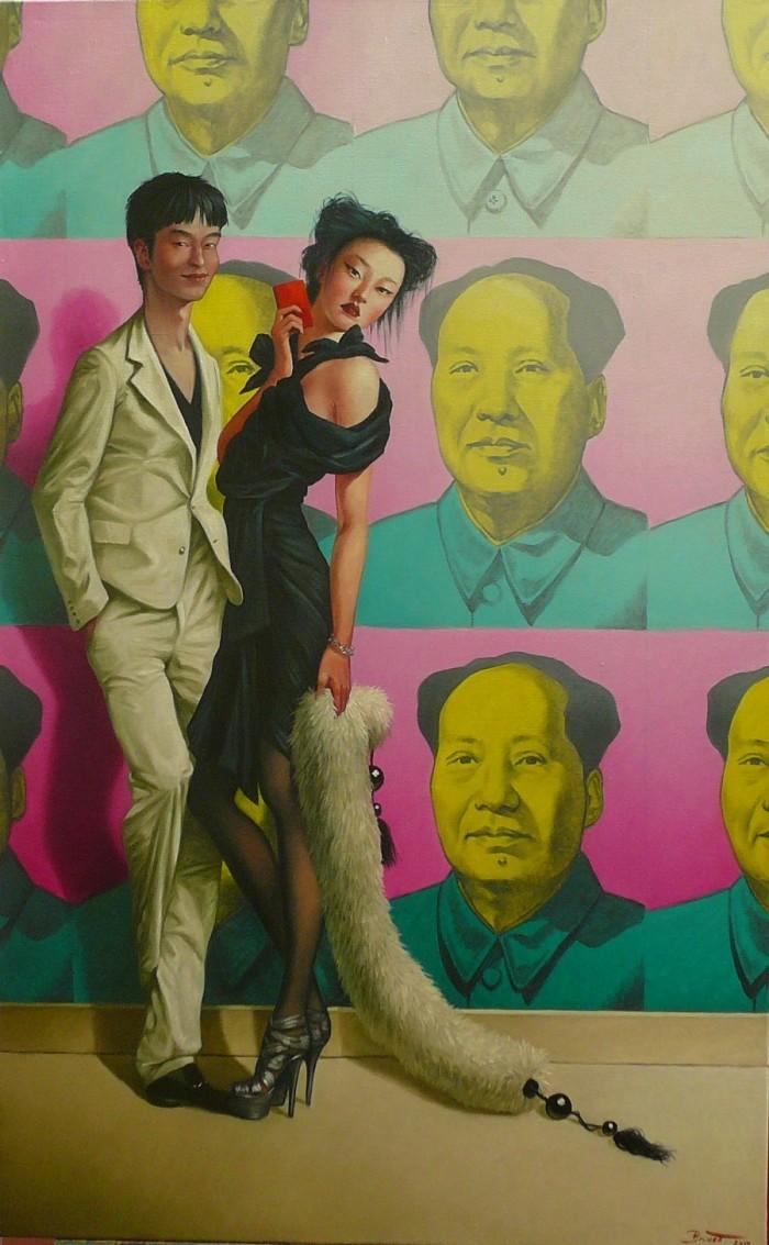 MR AND MRS YUAN – Thierry Bruet