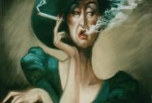 LA FUMEUSE – Thierry Bruet