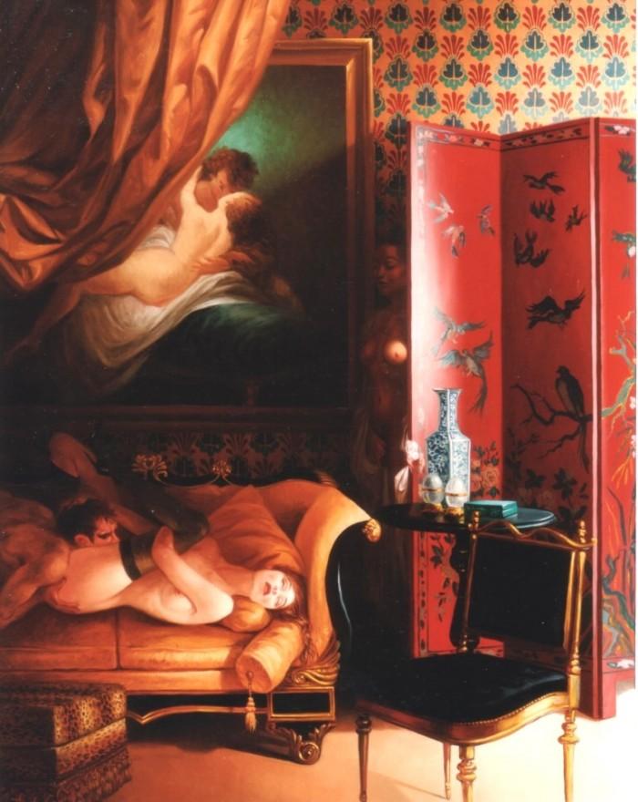 PEINTURE LECHEE – Thierry Bruet